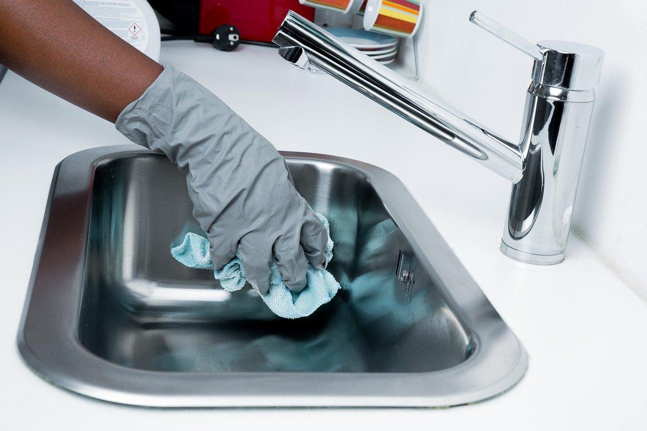 Domowe sposoby na czystość we wnętrzu